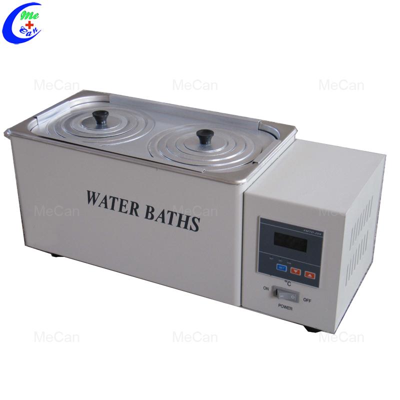 Digital Magnetic Stirrer Thermostatic Laboratory Water Bath 6