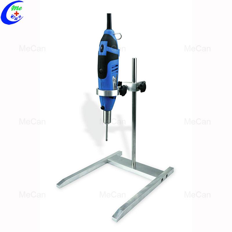 Homogenizer Machine with Dispersing Shaft for Solid/Liquid Media 3