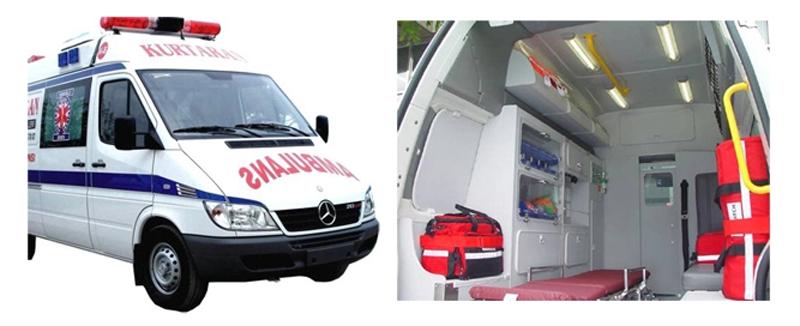 ambulance portable ventilator