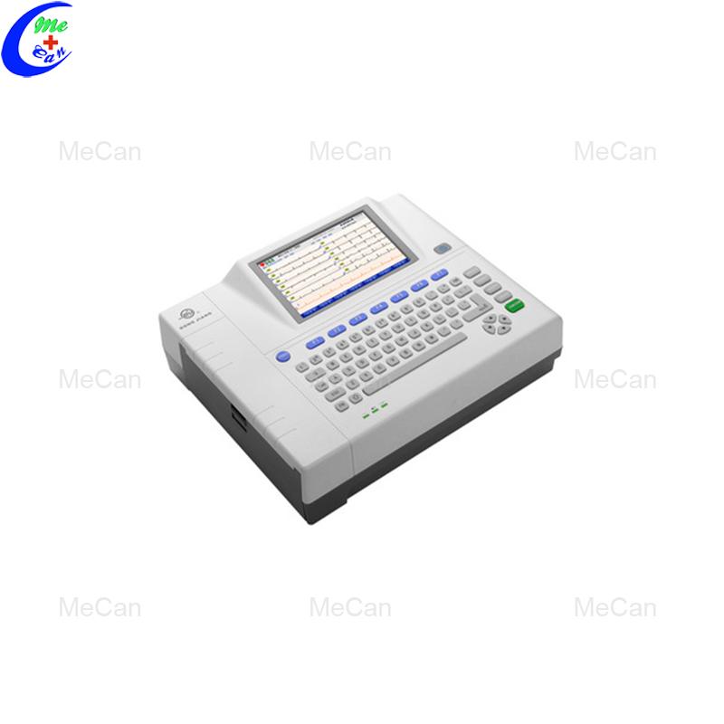 ECG high quality cheap portable ECG machine 12 channel CE 2