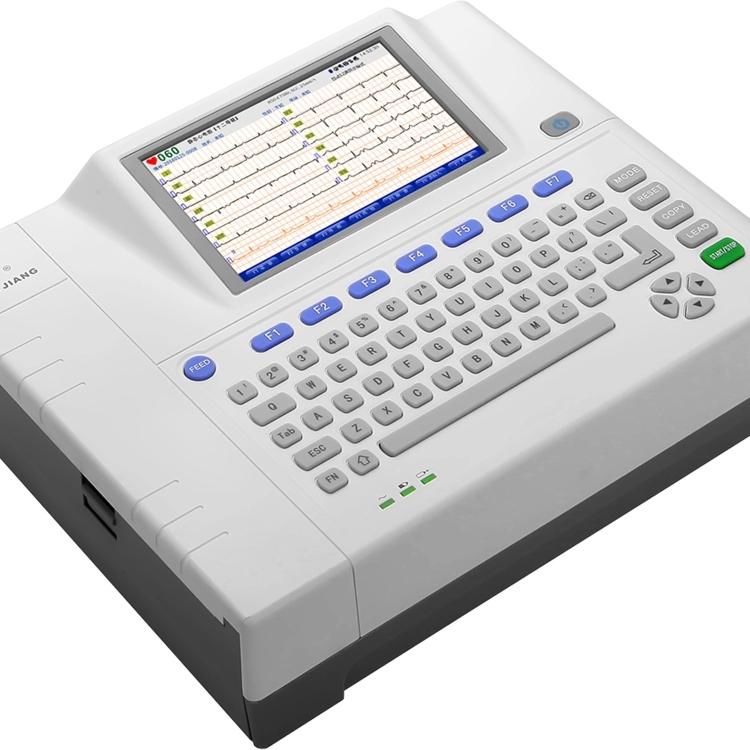 ECG high quality cheap portable ECG machine 12 channel CE 4