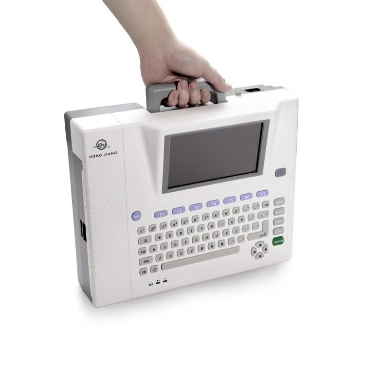 MeCan Brand Portable ECG Machine Factory 4