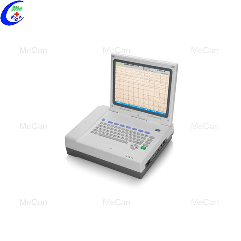 ECG-1230T digital 12 channel Bluetooth ECG printer 2
