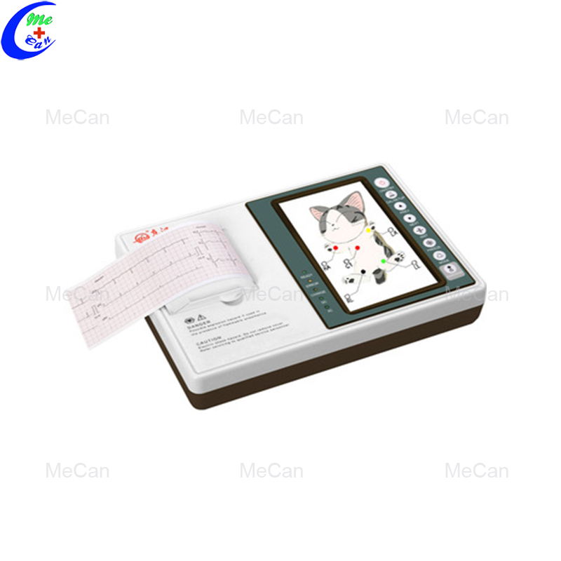 Real-time monitoring of animal ECG veterinary drugs 2