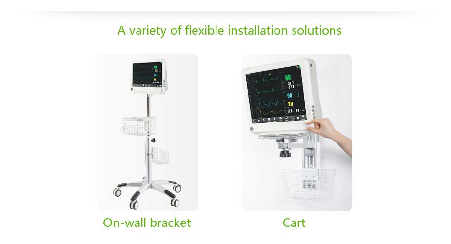 Multi Parameter ICU Patient Monitor System 9