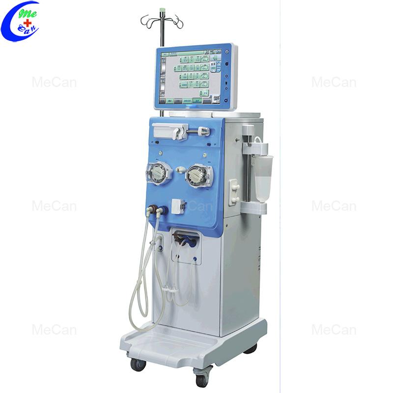15 Inch LCD & Touch Screen Hemodialysis Machine 2