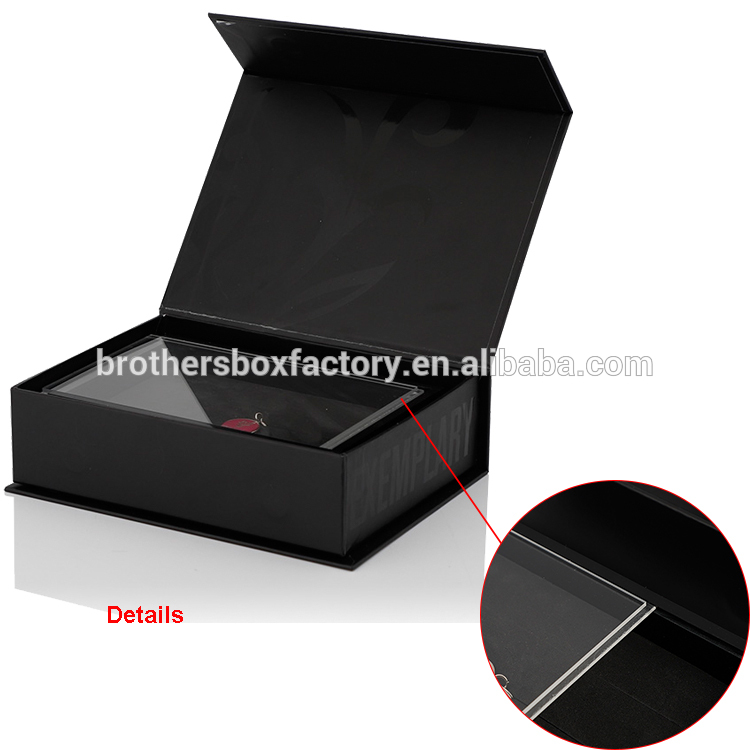 Hot sales custom logo magnetic paper gift box 9