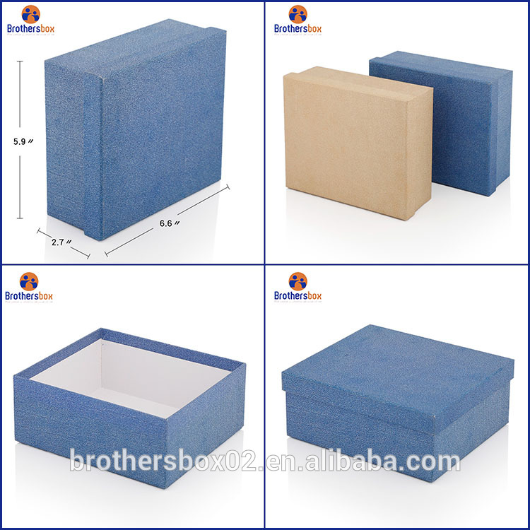 Accept Custom Order and Paper Material Rigid Box 7