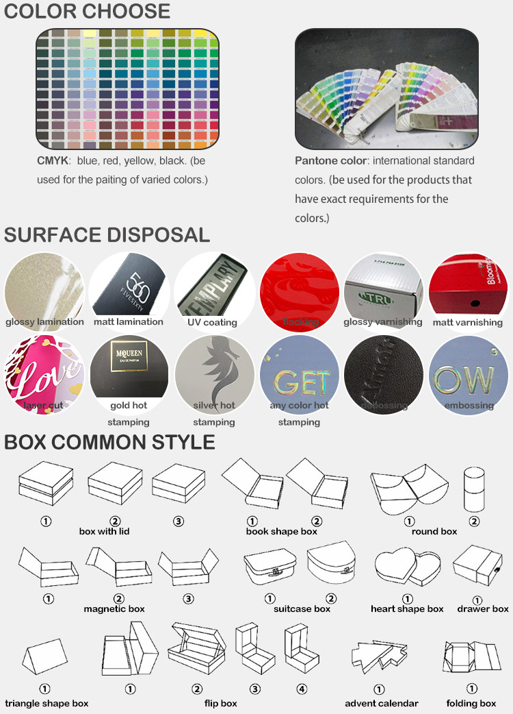 Paper Material and Accept Custom Order paper suitcase box mini suitcases wholesale 17