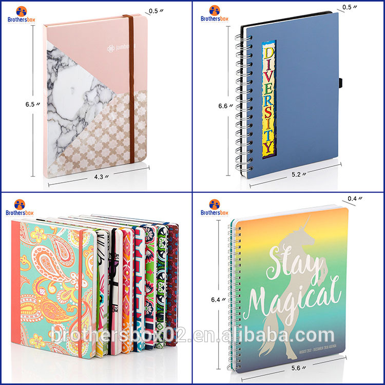 china products genuine leather notebook diary 2