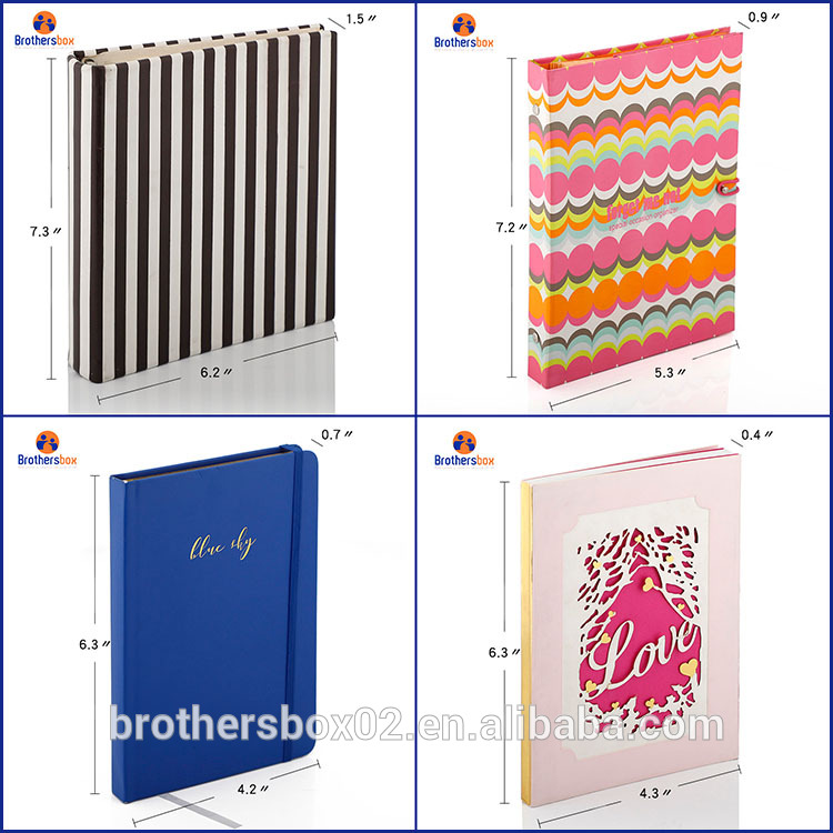 china products 3d lenticular notebook 4