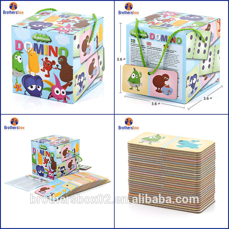 paper baby Memory card for Children 7