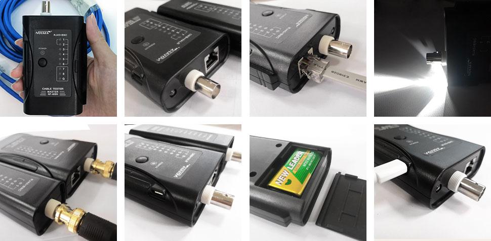 Optical Test Equipment 1 Year - Factory - NOYAFA 5