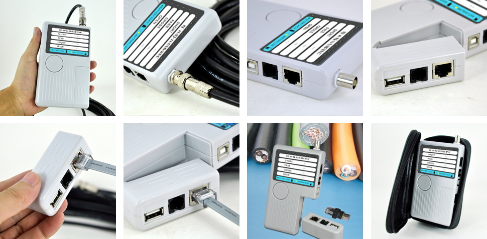 How to Test Fiber Optic Cable with Otdr NF-3468 - Wholesale - NOYAFA 5