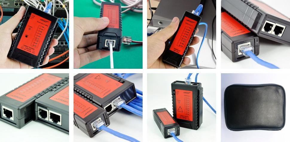 Hot Noyafa Cable Continuity Tester Noyafa NOYAFA Brand 5