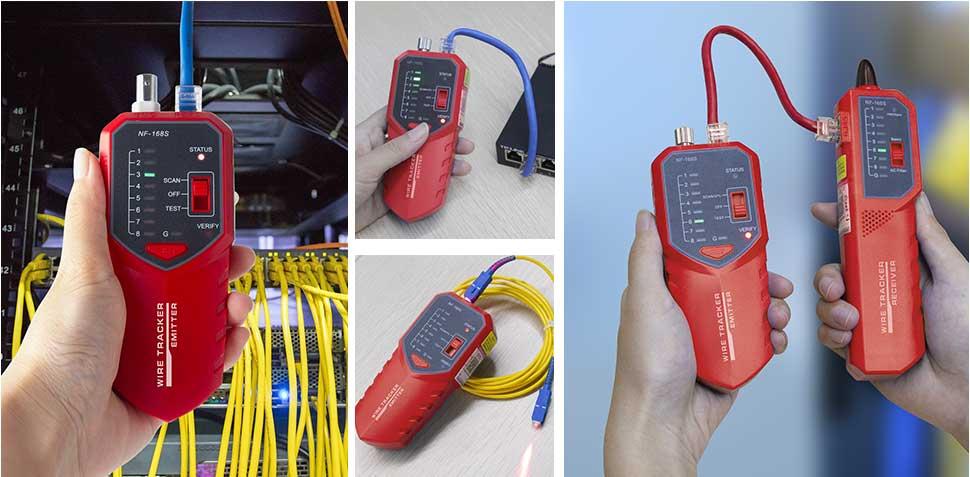 NOYAFA Cable Tracker Factory 5