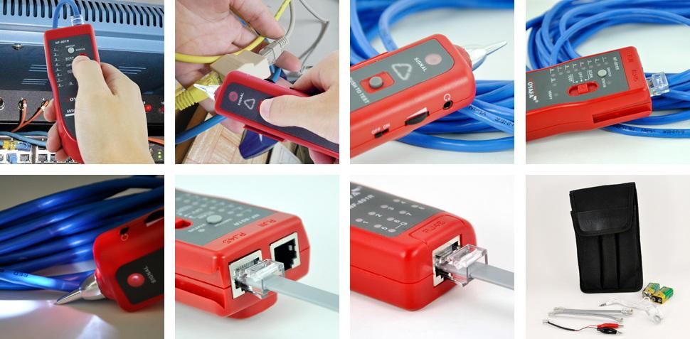 Supplier Fiber Optic Testers T by NOYAFA 5