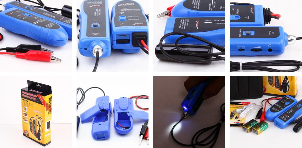 CE NOYAFA Brand Underground Wire Tracer Manufacture 5