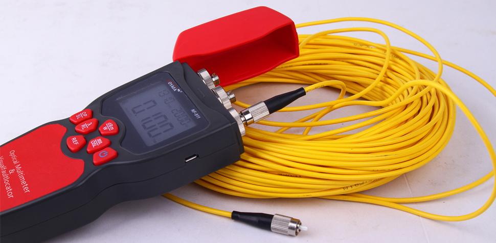 Egomall Fiber Optic Cable Tester NF-911C Bulk Buy NF-911C NOYAFA 5