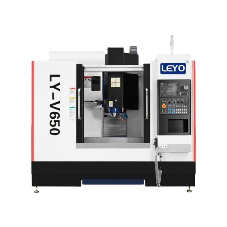 LEYO vmc 1060 vertical machining centre  milling center 8