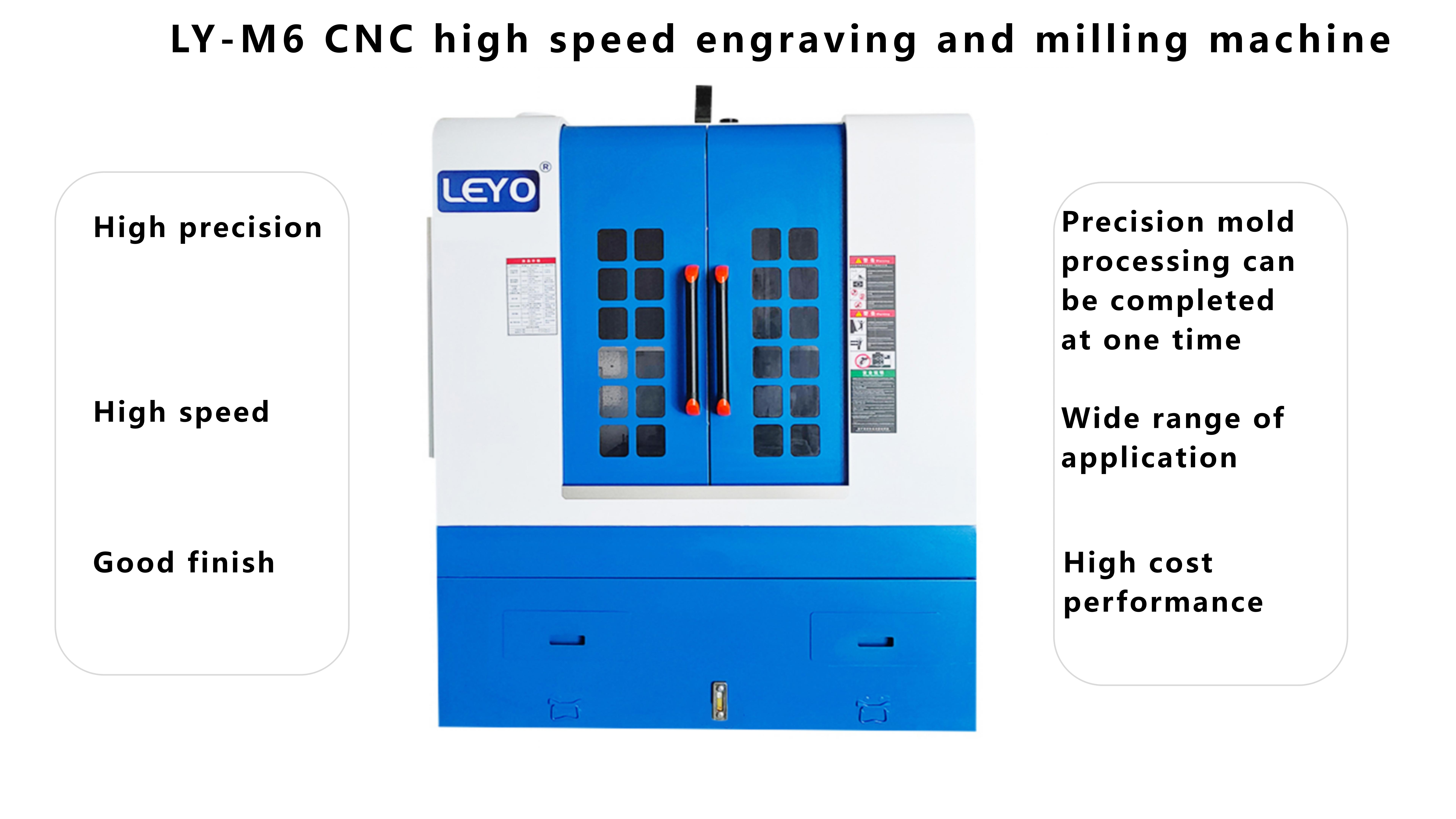 Factory Price Wholesale Cnc Milling Machining Turning And Engraving Machine For Aluminium Metal 8